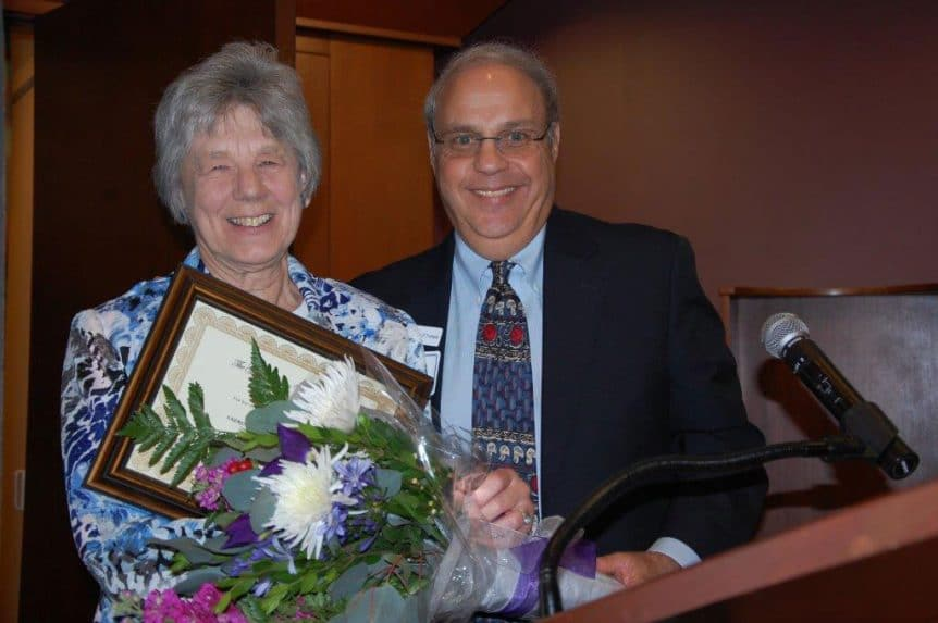 Marilyn Walter grace Johnson award