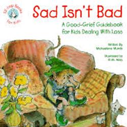 Sad Isn't Bad Book Cover